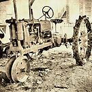 The Old Classic Tractor by RickDavis