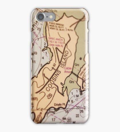 Cousins Island iPhone Case/Skin
