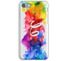 C Artistic iPhone Case/Skin
