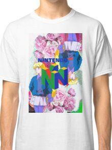 Nintendo Aesthetic Design Classic T-Shirt