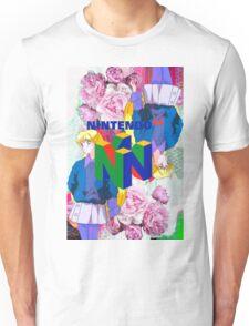 Nintendo Aesthetic Design Unisex T-Shirt