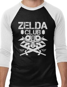 Zelda Club Men's Baseball ¾ T-Shirt