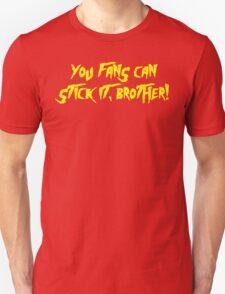 Hogan Quote Unisex T-Shirt