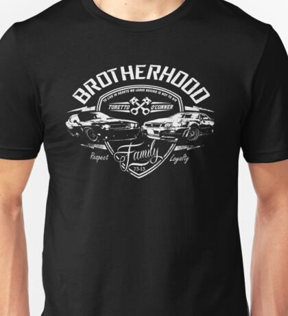 Fast and Furious - Brotherhood Unisex T-Shirt