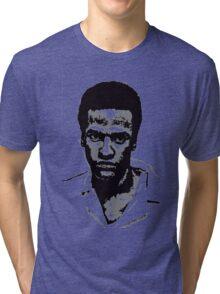 HUEY PERCY NEWTON Tri-blend T-Shirt