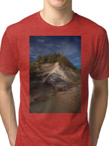 Sand Dune Tri-blend T-Shirt