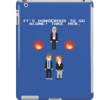 Zelda Files iPad Case/Skin