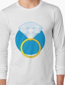 Diamond Ring Long Sleeve T-Shirt