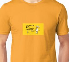 Glorious PC Master race Unisex T-Shirt