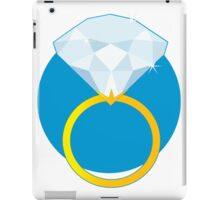 Diamond Ring iPad Case/Skin