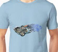 GT Drawing mode  Unisex T-Shirt