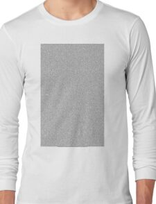 Clueless Movie Script Long Sleeve T-Shirt