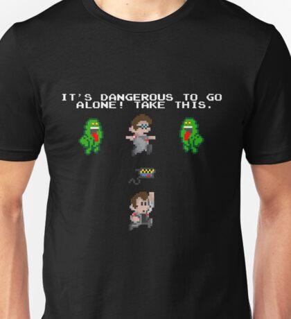 Zelda Ghostbusters Unisex T-Shirt