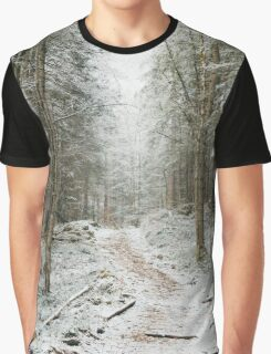 Trees trees trees landscape photography Graphic T-Shirt