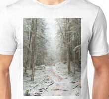 Trees trees trees landscape photography Unisex T-Shirt