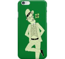Re Joyce Happy Dance iPhone Case/Skin