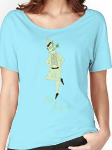 Re Joyce Happy Dance Women's Relaxed Fit T-Shirt