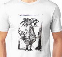 Pez-gallina Unisex T-Shirt
