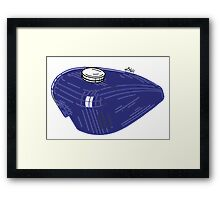 Fill the Tank Framed Print