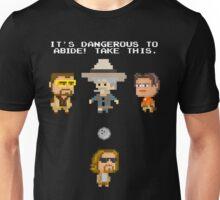 Zelda Lebowski Unisex T-Shirt