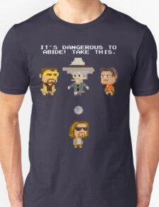 Zelda Lebowski T-Shirt