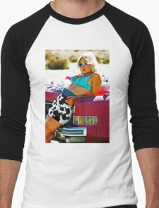 TRUE ROMANCE ALABAMA - You're So Cool ! Men's Baseball ¾ T-Shirt