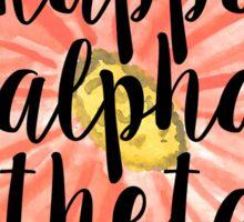 Kappa Alpha Theta Sticker