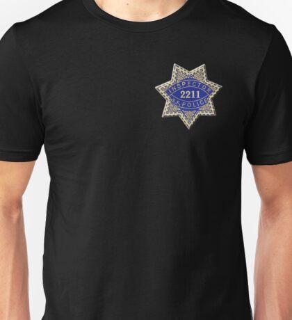 San Francisco Police Inspector Unisex T-Shirt