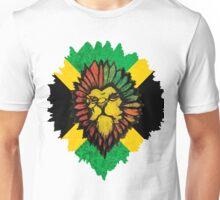 Lion - Jamaican Unisex T-Shirt