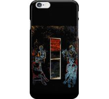 Senyores iPhone Case/Skin