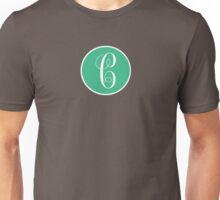 C Polks Dot Unisex T-Shirt