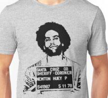 HUEY P. NEWTON-MUGSHOT Unisex T-Shirt