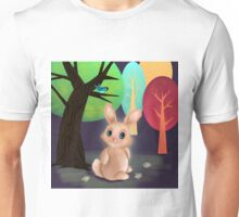 Bunny and Birdie Unisex T-Shirt