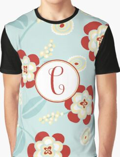 C Gentle Graphic T-Shirt