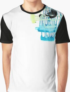 Dripping into Insanity Graphic T-Shirt