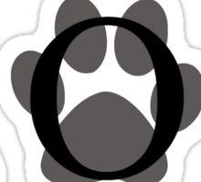Delta Omicron Gamma (DOG) Sticker