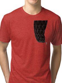 Andy black Tri-blend T-Shirt