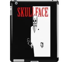 Skull Face iPad Case/Skin