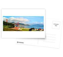 San Francisco Bay Postcards
