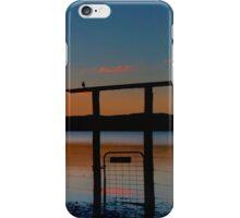 Lake Clarendon - Lockyer Valley Qld Australia iPhone Case/Skin