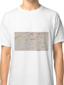 Splattered paint in pastel colours Classic T-Shirt