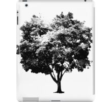 Screen Print Tree iPad Case/Skin
