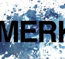 STORMZY #MERKY Sticker