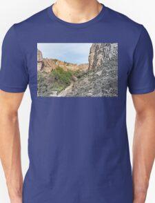House on a Mountain Unisex T-Shirt