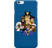 Mutant Family iPhone case  iPhone Case/Skin