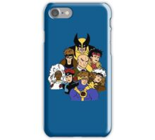 Mutant Family iPhone case  iPhone Case/Skin