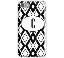 C Diamonds iPhone Case/Skin