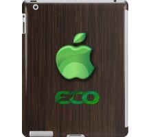 Eco apple iPad Case/Skin
