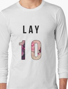 Lay Floral 10 Long Sleeve T-Shirt