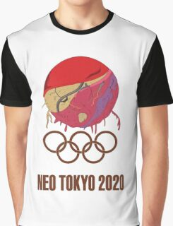 neo tokio 2020 Graphic T-Shirt
